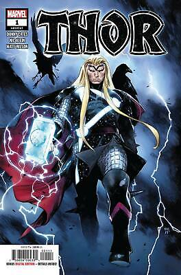 Thor #1 Donny Cates Marvel Comic 1st Print 2020 unread NM