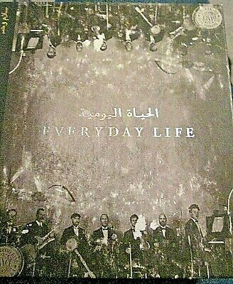 Coldplay - Everyday Life (CD 2019)