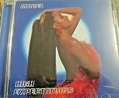 Mabel - High Expectations (CD, 2019)