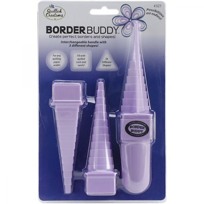 Quilled Creations Border Buddy, Multicolor