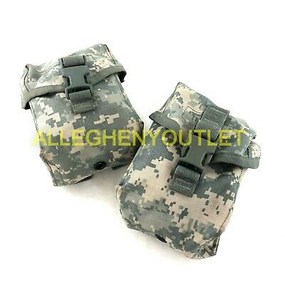 Military Individual First Aid Kit Pouch IFAK, ACU MOLLE Medical Pouch 2 PACK VGC