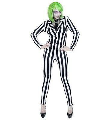 Women's Carnival Costume Gost Ps 28643 Ages 30