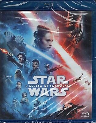 Star Wars. L'ascesa di Skywalker (2019) 2 Blu Ray