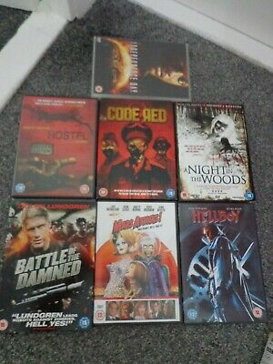 job lot of dvds , some never used , all great condition L@@K