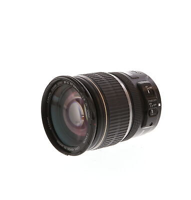 Canon 17-55mm F/2.8 IS USM EF-S Mount Lens For APS-C Sensor DSLRS {77} - UG