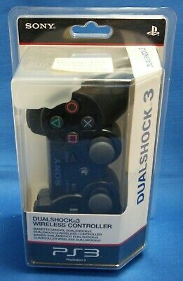 New Official Sony PS3 PlayStation 3 Dualshock 3 Wireless Controller