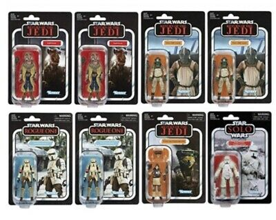 Star Wars The Vintage Collection Gamorrean Guard 3 3//4 Sealed Case Of 8 In Hand