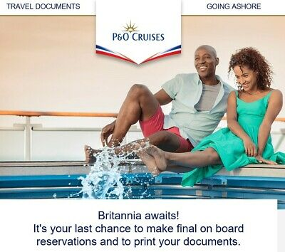 P&O Cruise - Barbados - Including return flight from Manchester - 1 Person