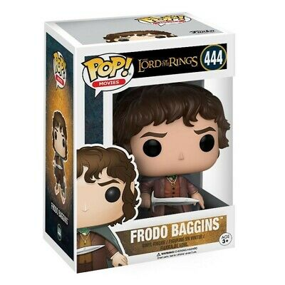 Funko Pop Frodo Lord Of The Rings  New In Box
