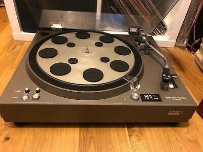 Sony PS4750 Turn Table Record Player