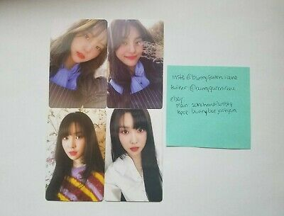 GFRIEND - LABYRINTH Official Photocards Yuju Umji