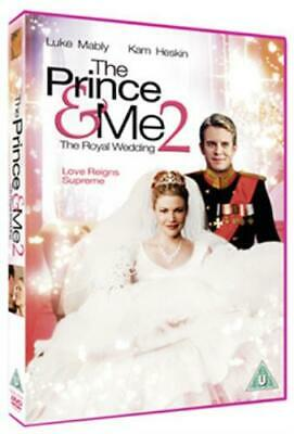 The Prince & Me 2 - The Royal Wedding <Region 2 DVD, sealed>