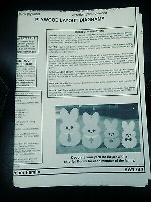 Yard Peeper Family Yard Art the winfield collection pattern packet
