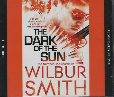 The Dark of the Sun by Wilbur Smith (Audiobook CD)