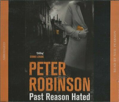 Past Reason Hated by Peter Robinson (Audiobook CD)