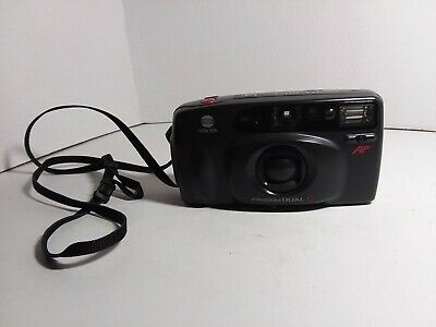 Minolta Freedom Dual C AF 35mm Film Point And Shoot Camera