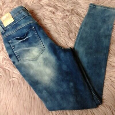 Mudd Girl Blue Jean Jegging Size 14 NWT