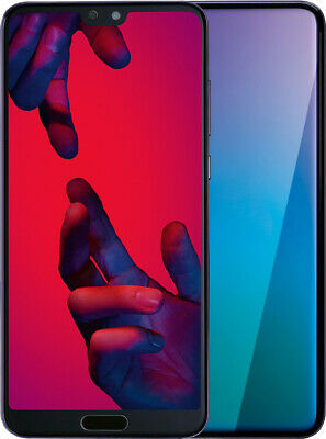 """Huawei P20 Pro DualSim 128 GB LTE Android Smartphone Handy 6,1"""" 40 MP Twilight"""