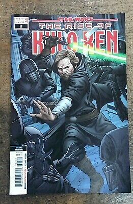 Star Wars: The Rise of Kylo Ren #2 (2020) Marvel NM/NM- Sliney 2nd Print Variant