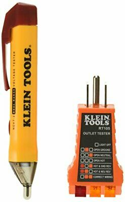 Klein Tools NCVT2KIT Voltage Test Kit, Basic pack