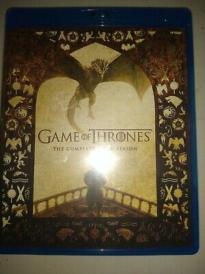 Game Of Thrones The Complete Fifth Season 5 (Bluray + Digital) Like New