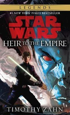 Heir to the Empire [Star Wars: The Thrawn Trilogy, Vol. 1]