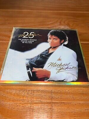 Michael Jackson, The - Thriller: 25th Anniversary Edition [brand New CD] Sealed