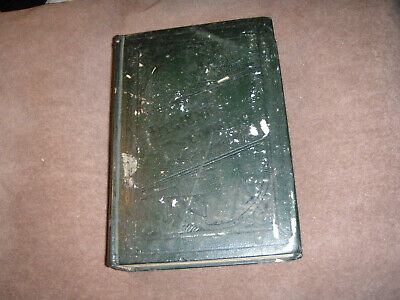 """RARE 1884 Susanna W. Dodds """" Health In The Household Or Hygienic Cookery """""""