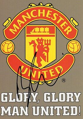 David Bellion Autograph, Manchester United, Football, Soccer