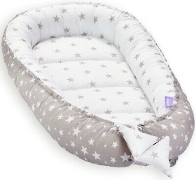 BABY POD NEST Cocoon 0-8 m Newborn Bed Reversible Sleepyhead Mat ⭐ High-Quality