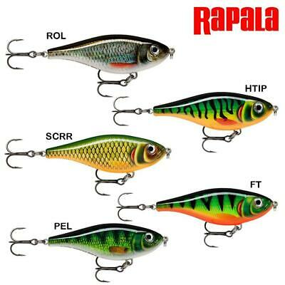 CDSR-7  Color PRT Made in Finland Extremely Rare Rapala Shad Rap Sinking