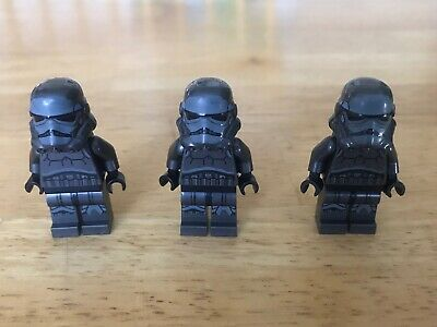 LEGO Star Wars - 3x Shadow Troopers from set 75079 - NEW