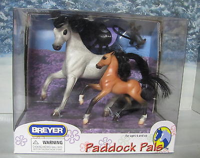 BREYER HORSE PADDOCK PALS #1644 PLAY SET 2005 model  NIB