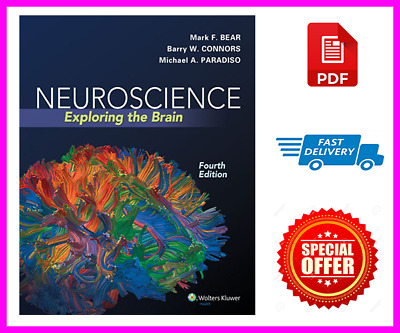 Neuroscience Exploring the Brain 4th Edition by Mark F. Bear [Þ.Ð.ƒ]