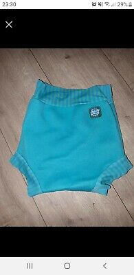 Splash About Happy Nappy XL Swim Swimming Turquoise Green Blue Extra Large