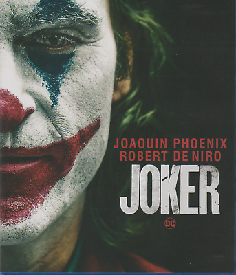 DC 'Joker' 2020 Blu-ray Only from Multi Pack-No DVD or Digital Copy EUC