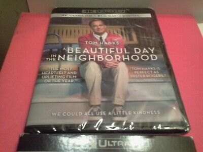 A Beautiful Day In The Neighborhood (2019) 4K Ultra Hd Blu-ray Dvds
