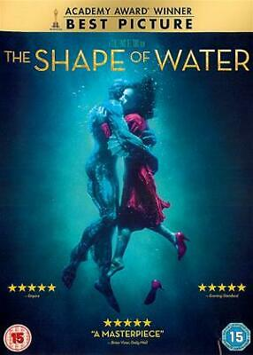 The Shape of Water DVD (2017)