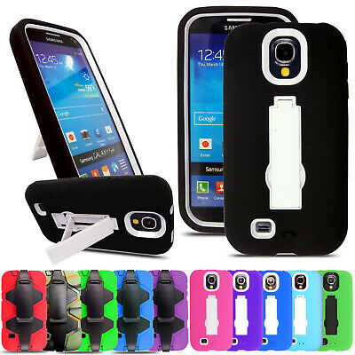 Shock Proof Kick Stand Case Cover For Samsung Galaxy S3 S4 S5 Neo S6 S7 Note 3