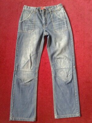 MARKS & SPENCER BOYS JEANS, AGE 14, 164cms, ADJUSTABLE WAIST, NEW