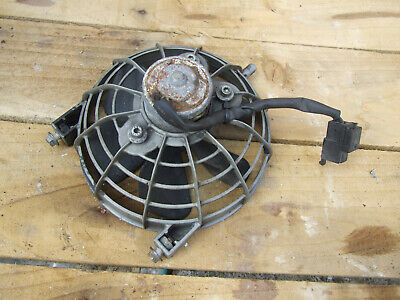 RSV1000 mille  Aprilia right hand rad radiator cooling fan early type
