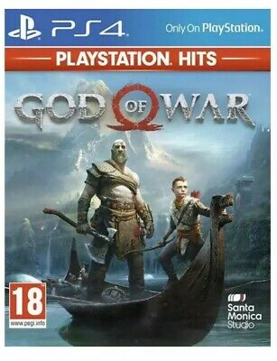 God of War PS4 New and Sealed UK STOCK