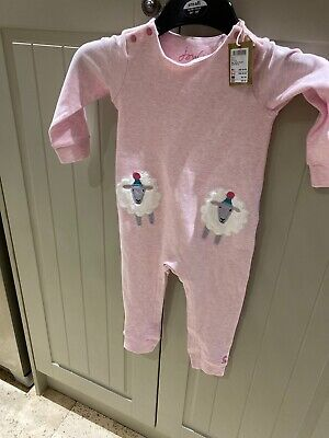 Girls Age 18-24 Month Joules Next Suit Sheep
