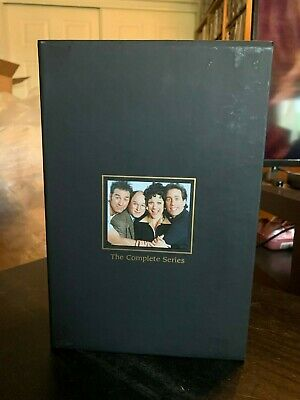 Seinfeld The Complete Series DVD Includes The Coffee Table Book Collector Set