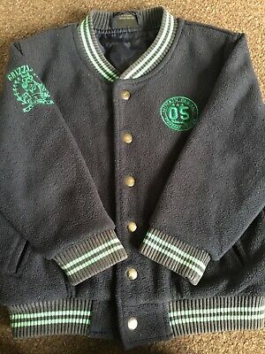 Boys Dark Blue Next Jacket Age 3-4 Years