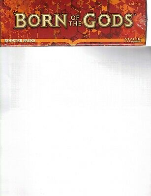 Magic The Gathering Born Of The Gods Booster Box Factory Sealed 36 Packs English