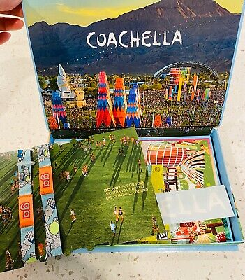 Coachella - Weekend 2 - GA 3 Day - Email Confirmed (2 Passes Available)