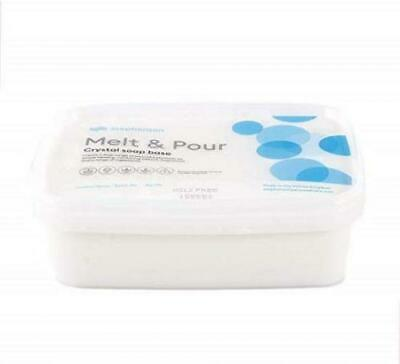 Melt And Pour Soap Base Clear SLS FREE - 1Kg Single Pack