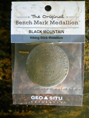 NEW IN PACKAGE PHILMONT BEAR SCOUT RANCH HIKING STAFF MEDALLION