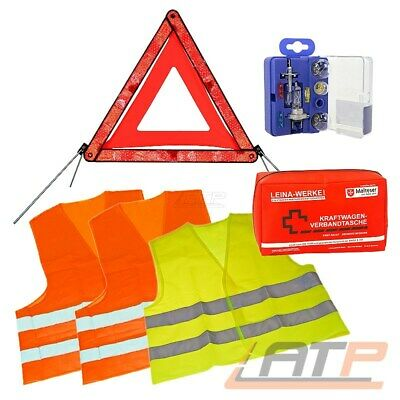 Sicherheits-Kit 6-Tlg Slowakei Verbandskasten Warndreieck 31871340